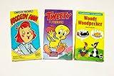 Classic Cartoons Collection #20 (3pk): Tweety & Friends; Woody Woodpecker & Friends; Raggedy Ann & Friends