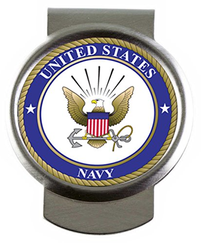 Us Navy Money Clip - 3