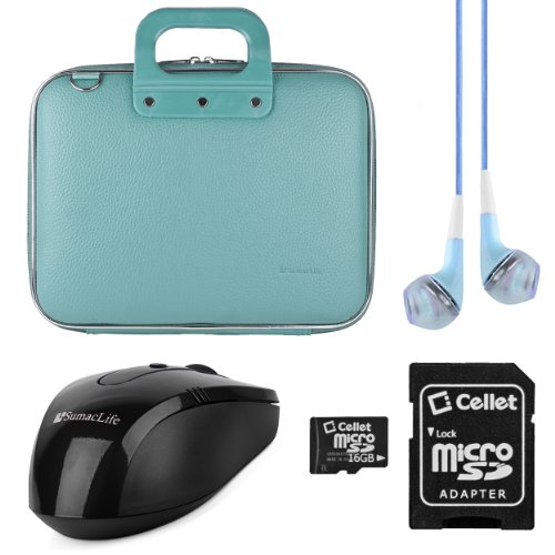 sumaclife-cady-collection-carrying-case-for-toshiba-chromebook-2-133-inch-laptops-blue-vg-headphones