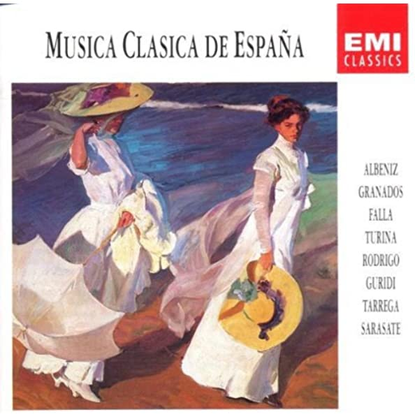 Musica Clasica De España: Various Artists: Amazon.es: Música