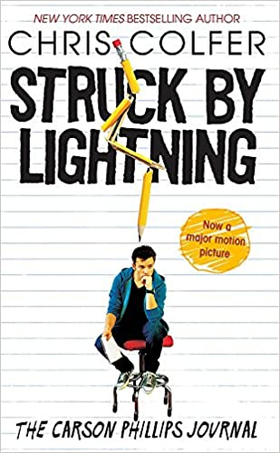Chris pdf by lightning struck colfer