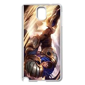Garen Samsung Galaxy Note 3 Cell Phone Case White DIY Gift pxf005-3720471