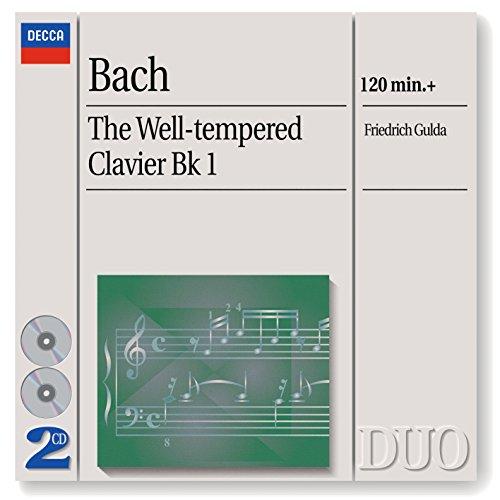 J.S. Bach: Prelude and Fugue in F minor (WTK, Book I, No.12), BWV 857 - Fugue