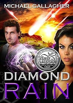 Diamond Rain: Quantum Breakthrough Mossad Thriller (The Kefira Mossad Series Book 2) (English Edition) de [Gallagher, Michael James]