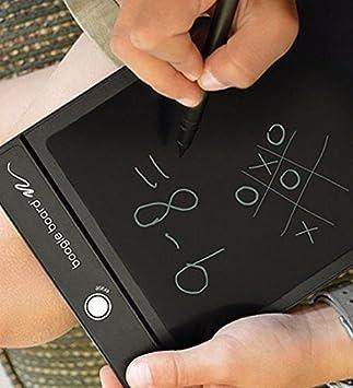 Boogie Board 8.5-Inch LCD Writing Tablet PT01085CYAA0002 Cyan
