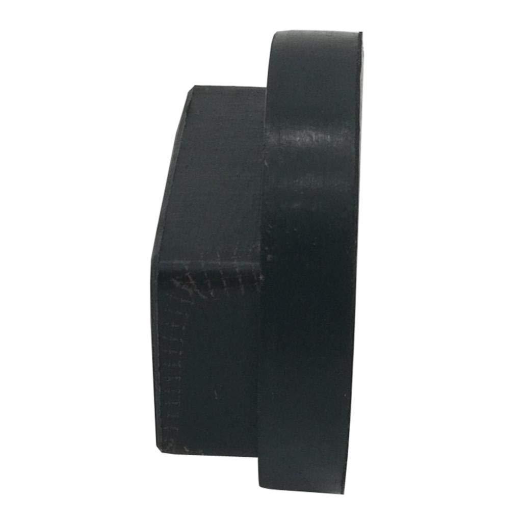 X5 E53 F25 F15 X3 E83 X5M E71 X6 MagiDeal 2X Black Rubber Jack Pad Frame Rail Protector Lift Pad for BMW X Series E84 X1 E70 X6M