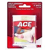 Ace Elastic Athletic Bandage, 3 inch, 1 ct