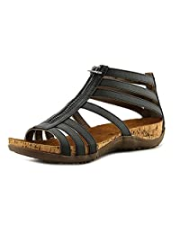 Bearpaw Women's Layla Leather Ankle-High Leather Sandal