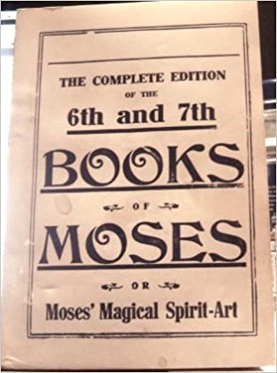 moses seven book music of