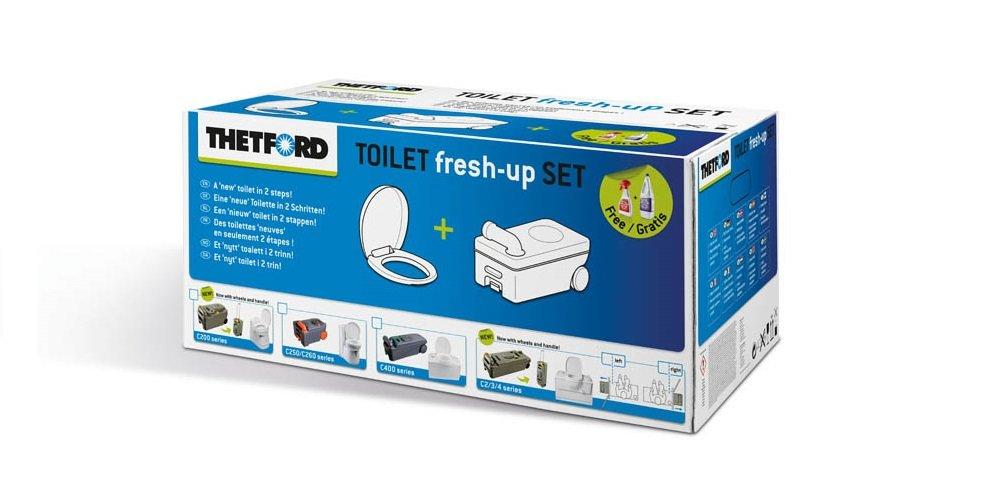 Thetford Fresh Up Set for Cassette Toilet C400