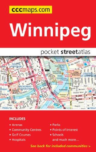 Winnipeg MB, Pocket Street Atlas