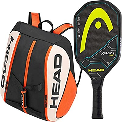 Desconocido Head Pickleball Paddle - Pala de Pícbol con Bolsa de Fútbol, Xtreme Tour Paddle