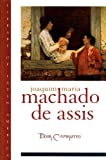 Front cover for the book Dom Casmurro by Joaquim Maria Machado de Assis