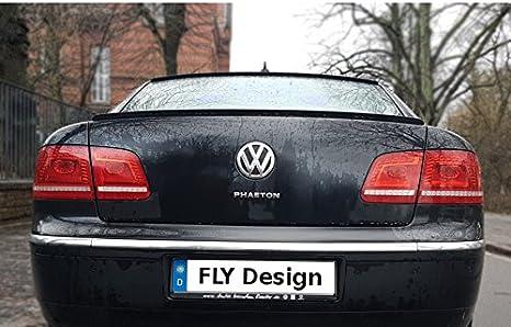 Per VW Phaeton Berlina Spoiler Posteriore Spoiler Labbro BAGAGLIAIO labbro Heck SPOILER labbro