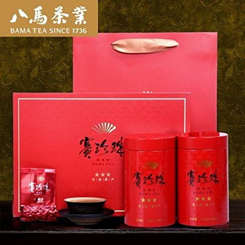 Bama tea Pearl Buck NongXiang Tieguanyin tea Anxi origin Oolong tea 250g八马茶业赛珍珠 by Yichang Yaxian Food LTD.