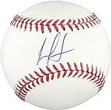 Frankie Montas Oakland Athletics Autographed Baseball - Fanatics Authentic Certified - Autographed Baseballs