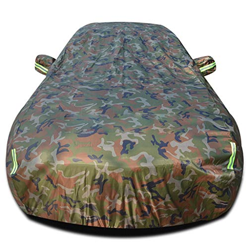 Land Rover Range Rover Sport Discovery 4 Camouflage Car Cover Freelander 2 Car Cover Sunscreen Thick Winter Warm Cream Camouflage Jersey (Color : Range Rover Sport) ()
