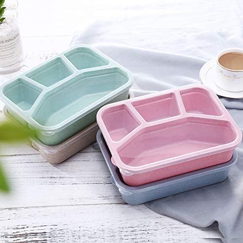 KWOSJYAL Fiambrera de plástico para Alimentos japoneses, con ...