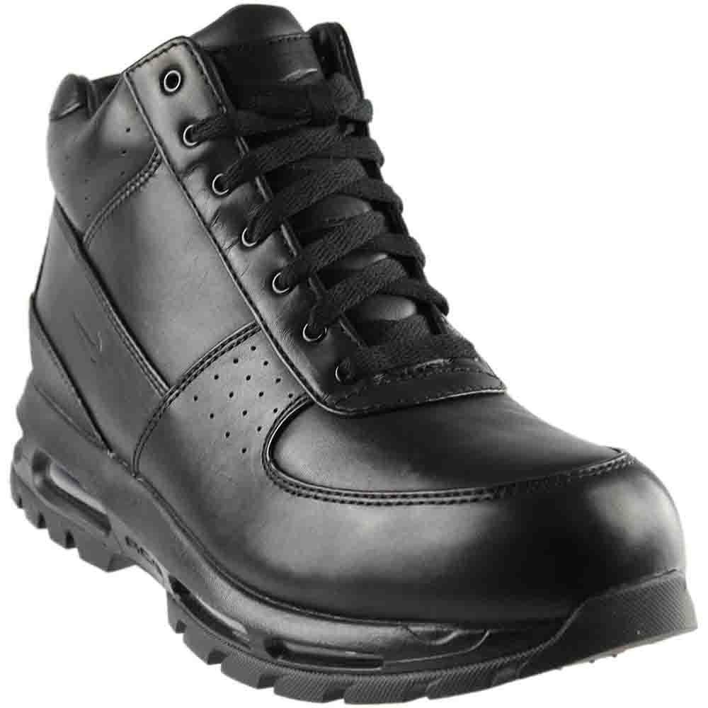 best service 4e535 515b4 Amazon.com   Nike  599474-050  AIR MAX Goadome 2013 ACG Boot Mens Boots  NIKEBLACK Premium LEATHERM   Hiking Boots