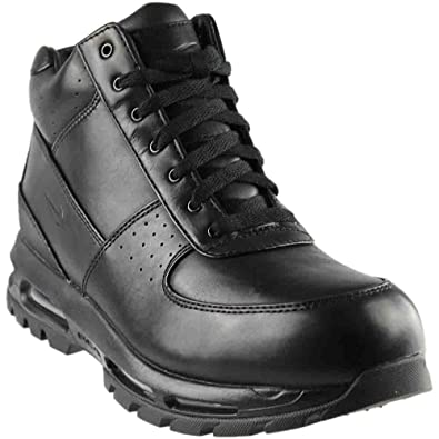 new concept 05b7a 6eddd Nike Mens Air Max Goadome 6 quot  WP ACG Boots Black Black 806902-001