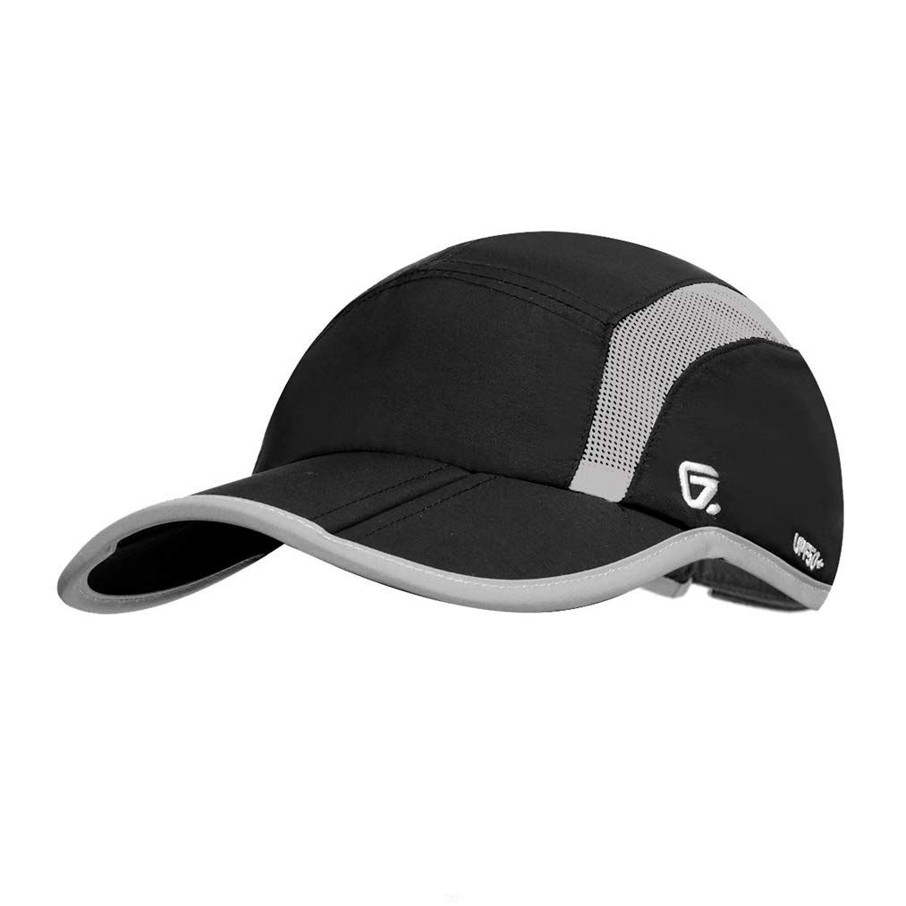 8 Color, 55-62cm GADIEMENSS Quick Dry Sports Cap Lightweight Breathable Soft and Comfortable