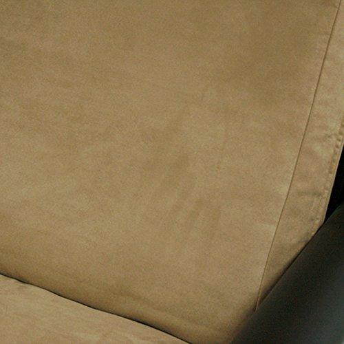 Unisuede Khaki Futon Cover Queen 314 Micro Suede Futon Cover Fabric