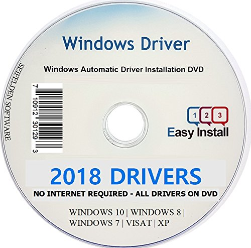 Windows Vista Installation Dvd - Automatic Driver Installation ONLY For Windows 10, 7, Vista and XP. Supports Asus, HP, Dell, Gateway, Toshiba, Gateway, Acer, Sony, Samsung, MSI, Lenovo, Asus, IBM, Compaq, eMachines