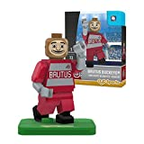 NCAA Ohio State Buckeyes Brutus Buckeye Mascot Gen 2 Mini Figure, Small, Black
