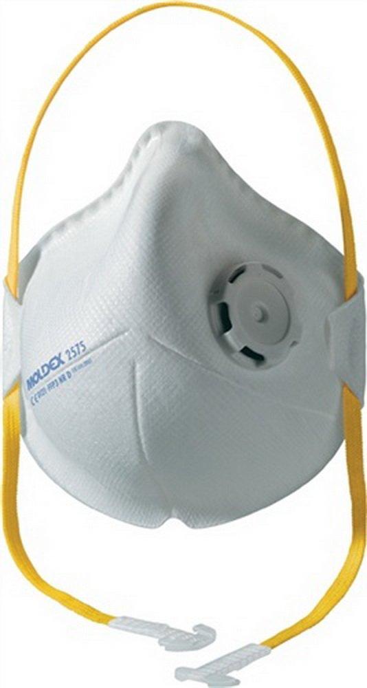 Respirator 2575 FFP3NRD b.30xagw Moldex EN149: 2001 + A1: 2009, Pack of 10)