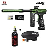 MAddog Empire Axe 2.0 HPA Paintball Gun Package D – Dust Black/Dust Green Review