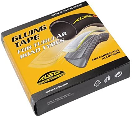 TUFO Gluing Tape 22mm for Road Bike Tubular Tyres Tires for Carbon /& Alloy Rims