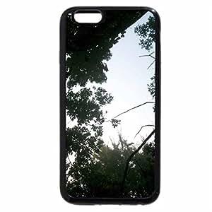 iPhone 6S Plus Case, iPhone 6 Plus Case, Morning Tree Top