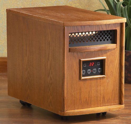 Lifesmart 1500W Infrared Heater For Sale