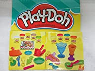Play-Doh Pizza and Ice Cream set