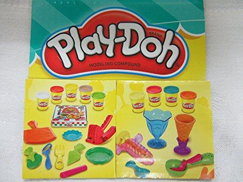 Play-Doh Pizza and Ice Cream set -  Hasbro