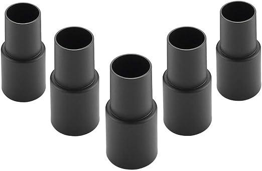 Fictory Aspirador Manguera Adaptador-5pcs / Set Aspirador Manguera Adaptador convertidor de Piezas de Accesorio for 32mm a 35mm: Amazon.es: Hogar