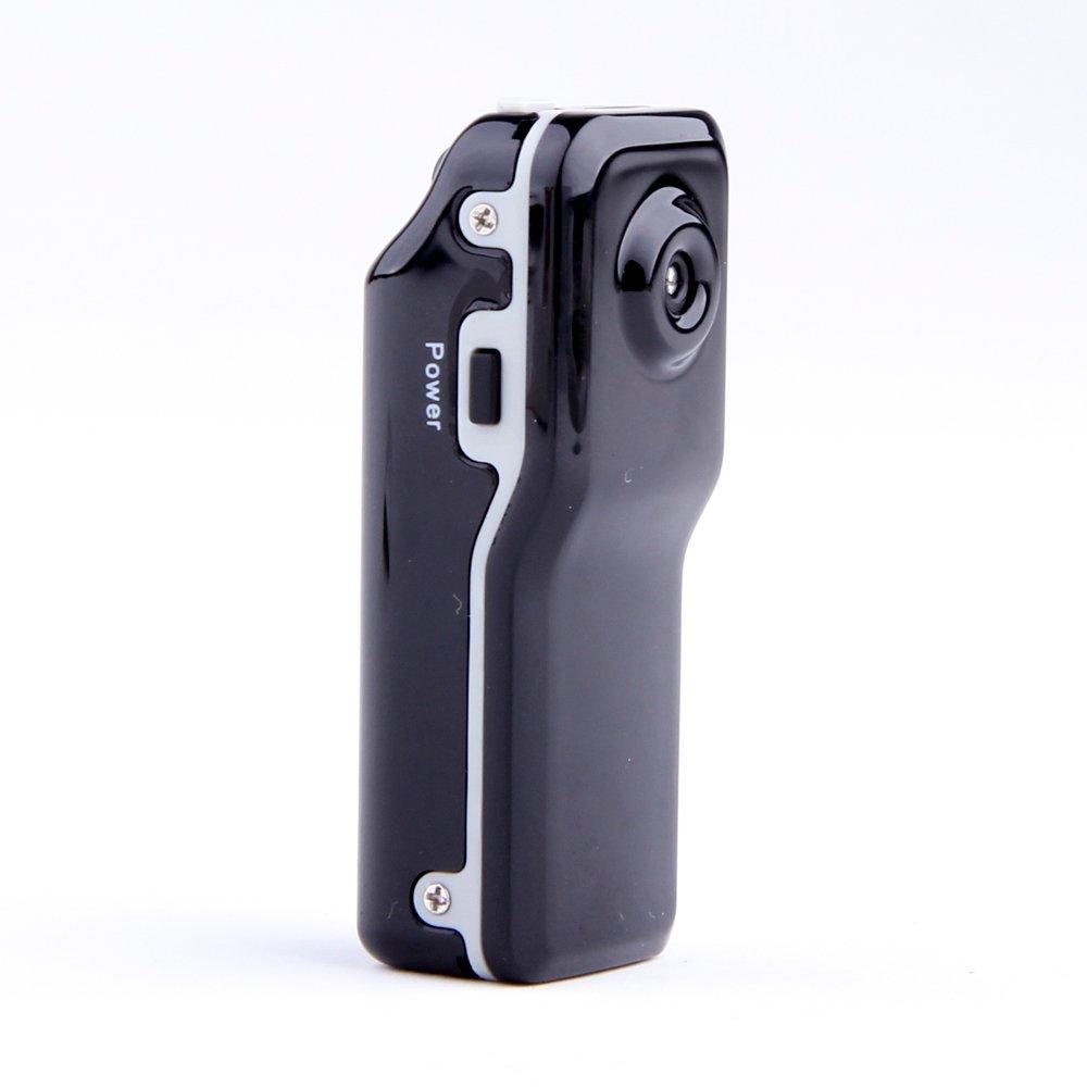Yatek Mini Camara espía DV MD80 diminuta. Cuerpo en Metal, 640x480 a 30 FPS: Amazon.es: Bricolaje y herramientas