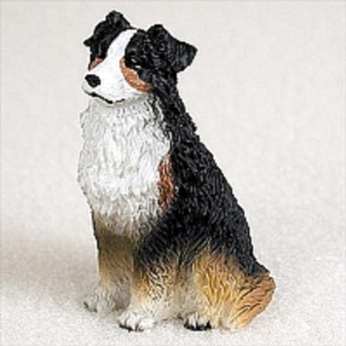 Conversation Concepts Australian Shepherd Tricolor Tiny One (Australian Shepherd Figurine)