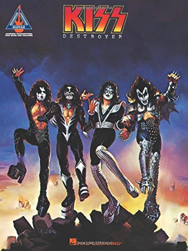 (Kiss - Destroyer (Guitar Recorded Versions))