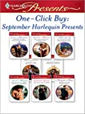 img - for One-Click Buy: September Harlequin Presents: Bought by the Billionaire Prince\The Greek Prince's Chosen Wife\Blackmailed Into the Italian's Bed\Claiming ... Mistress (The Royal House of Niroli) book / textbook / text book