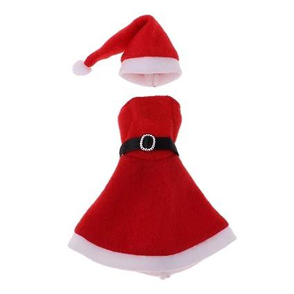 Sconto del 60% come serch stile classico del 2019 Baoblaze Adorabili Abiti Natalizi Cappelli Costumo Natale ...