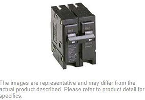 Eaton BR260 2 60 Amp Double Pole Interchangeable Circuit Breaker