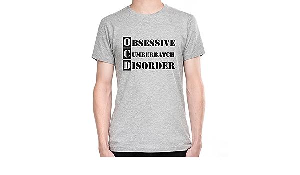 OCD Obsessive Cumberbatch Disorder Camiseta Para Hombre - XX ...