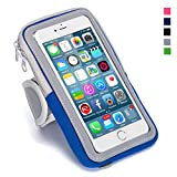Yomole Multifunctional Outdoor Sports Armband Casual Arm Package Bag Cell Phone Bag Key Holder For iphone 6 6s Plus 5s 5c se Samsung Galaxy Note 5 4 3 Note Edge S4 S5 S6 S7 Edge Plus LG G3 G4 G5