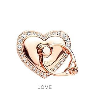 Amazon.com: Universal Phone Ring Bracket holder, UCLL Love