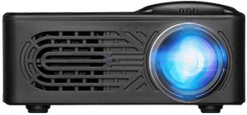 TcoolPE Mini Portátil Proyector, de Cine en Casa Altavoces Duales Incorporados Soporte Compatible con HD 1080Ppara Cine en casa televisor Ordenador portátil Smartphone: Amazon.es: Hogar