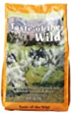 Taste of the Wild Grain-Free High Prairie Dry Dog Food for Puppy, 5-Pound Bag by Taste of the Wild Pet Food*