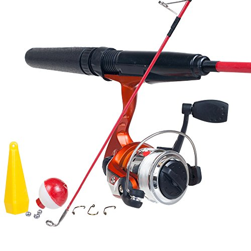 Gone Fishing Childs Semi Pro Fishing Rod Set
