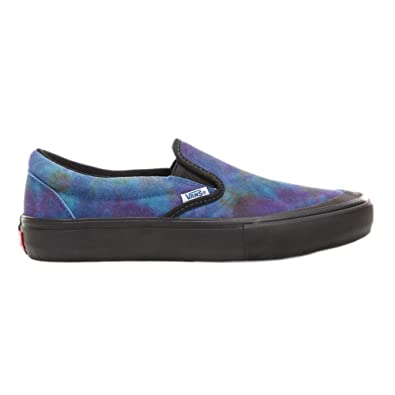 adb4c356459b4a Image Unavailable. Image not available for. Color  Vans Slip-On Pro (Ronnie  Sandoval) NorthernLights BlackVBU 9