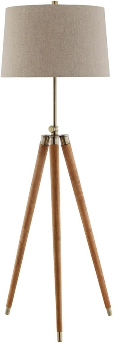 Stein World Furniture Dreyer Wood Floor Lamp